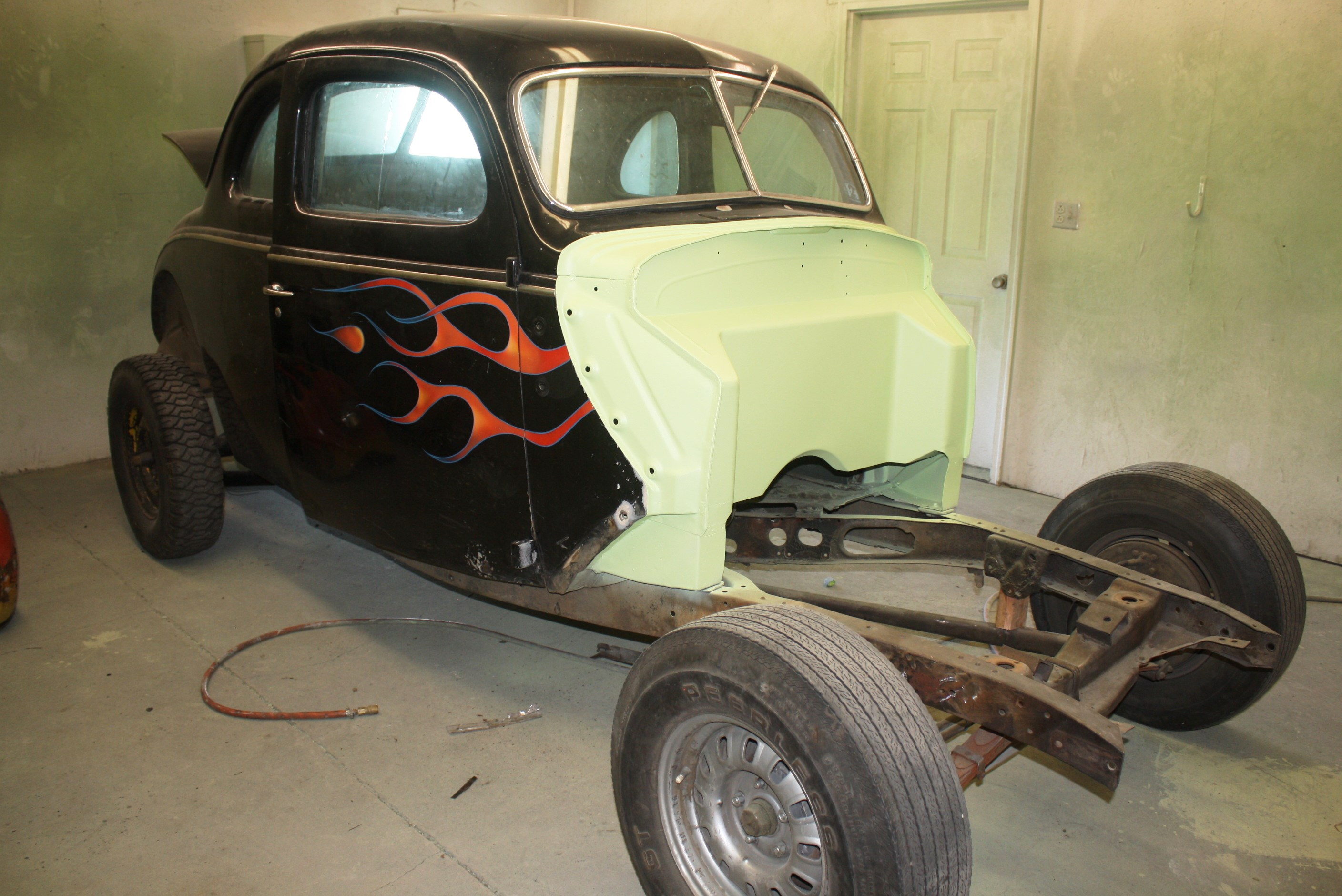 1938 Coupe Project.html | Autos Post