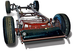 28-31 Ford Hot Rod Chassis