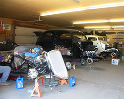 Hot Rods, Street Rod construction